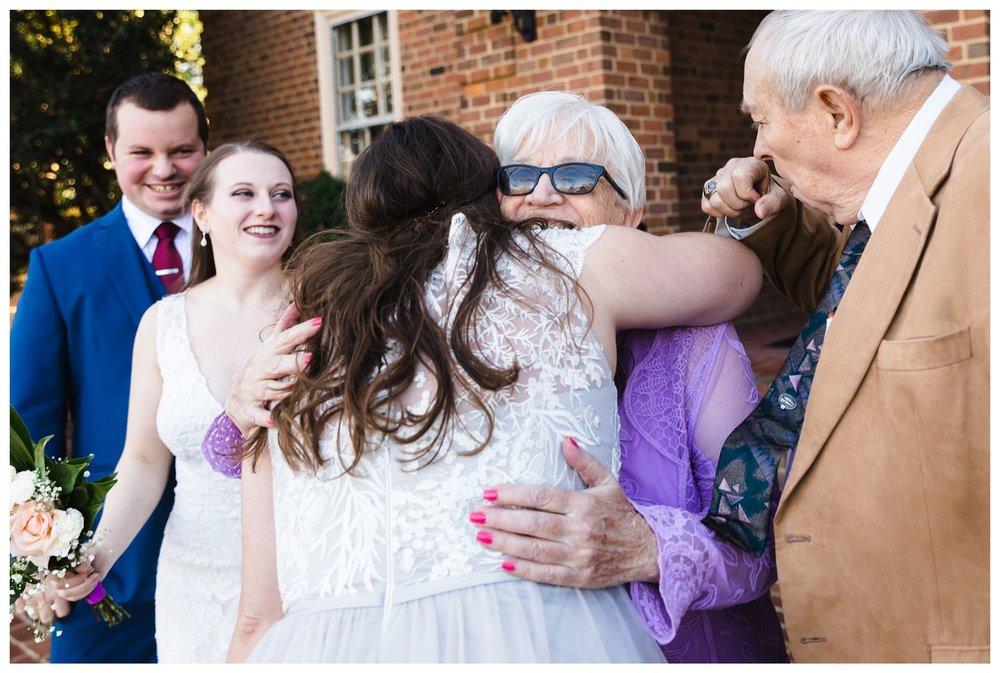 Kaylyn Wedding Surprise Grandparents RVA Charlottesville Photographer Tuckahoe Women's Club Richmond Virginia 15 of 27