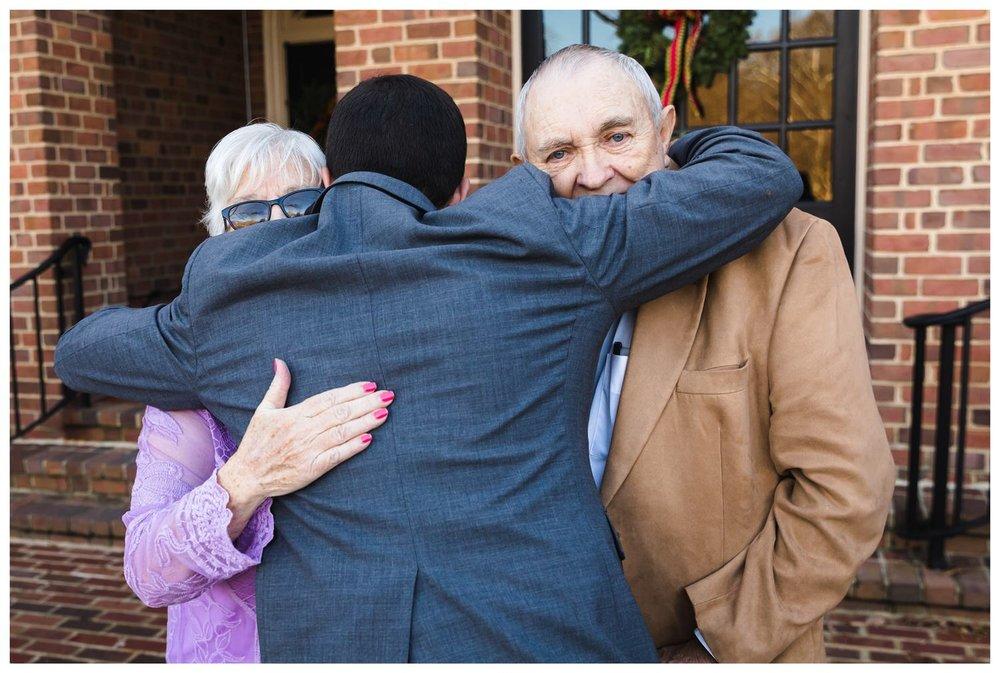 Kaylyn Wedding Surprise Grandparents RVA Charlottesville Photographer Tuckahoe Women's Club Richmond Virginia 17 of 27