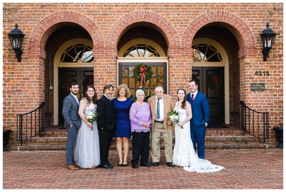 Kaylyn Wedding Surprise Grandparents RVA Charlottesville Photographer Tuckahoe Women's Club Richmond Virginia 18 of 27