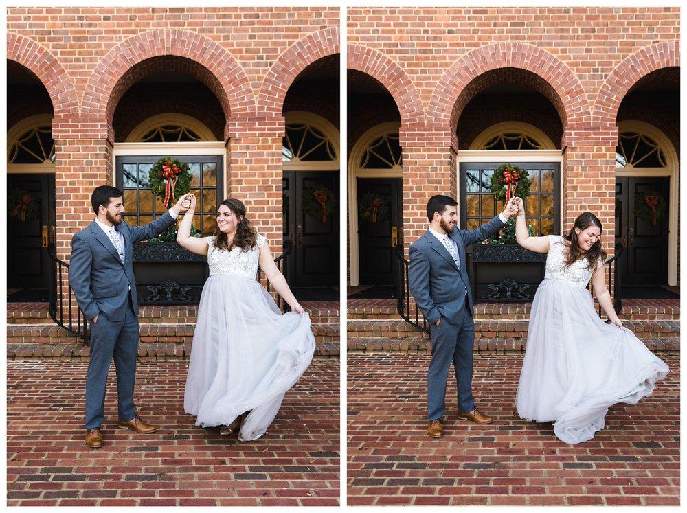 Kaylyn Wedding Surprise Grandparents RVA Charlottesville Photographer Tuckahoe Women's Club Richmond Virginia 20 of 24