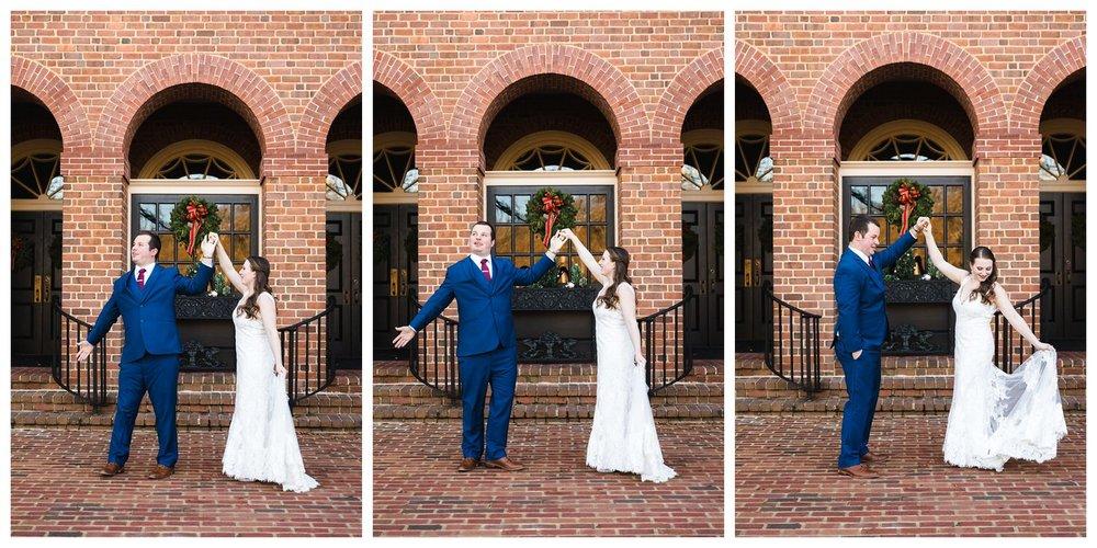 Kaylyn Wedding Surprise Grandparents RVA Charlottesville Photographer Tuckahoe Women's Club Richmond Virginia 21 of 24