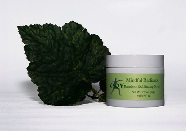 Nothing like a good exfoliant scrub to clean off your worries away. Feel fresh and revitalized with Mindful Radiance's Bamboo Exfoliating Scrub!