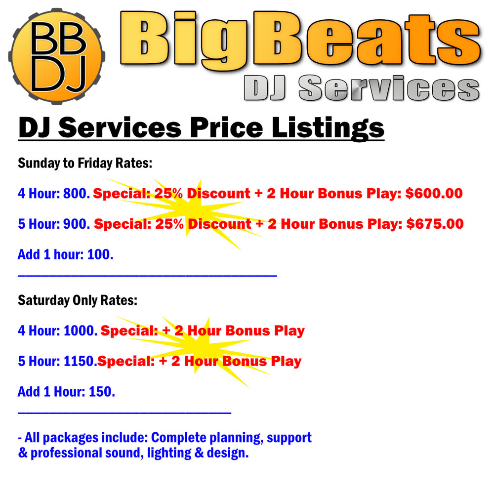 BBDJ Services Basic Prices.jpg