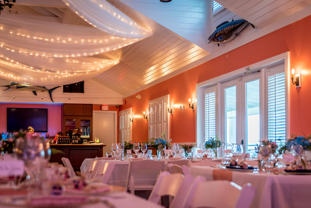 Weddings - Our restaurant plays host to an eclectic blend of spaces to suit any event. Accommodating up to 125 guests for a sit down meal or up to 180 for a canapé reception, be seduced by our beautiful waterfront event spaces.