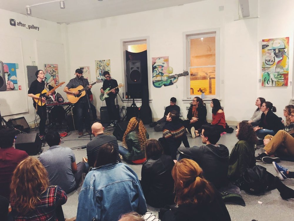 Photo by Bryn Johnson, SoFar Sounds