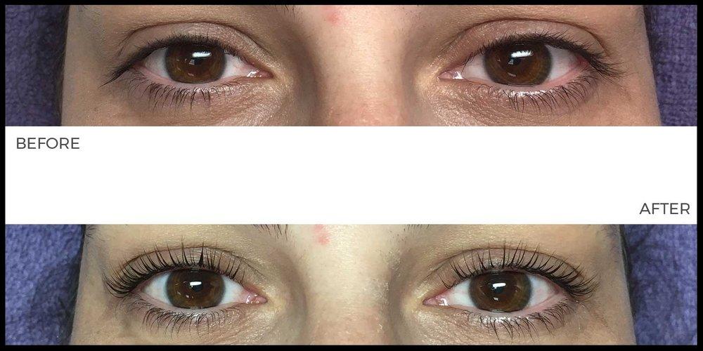 Lash Shift - Wynter Artistry Eye Lash Extension