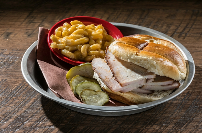 Turkey Sandwich | DOC's Smokehouse and Craft Bar