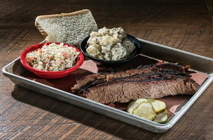 Brisket Platter | DOC's Smokehouse
