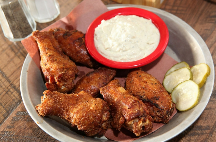 Smoked Wings | DOC's Smokehouse Mokena
