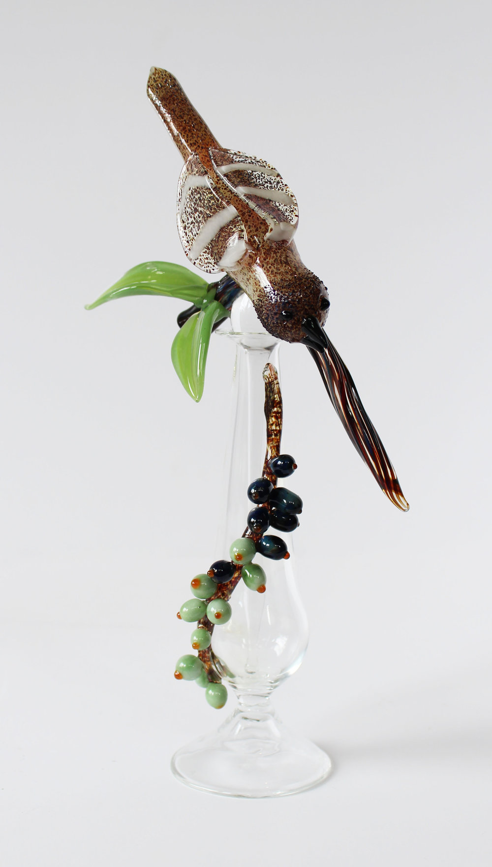 Bird Perfume Bottle