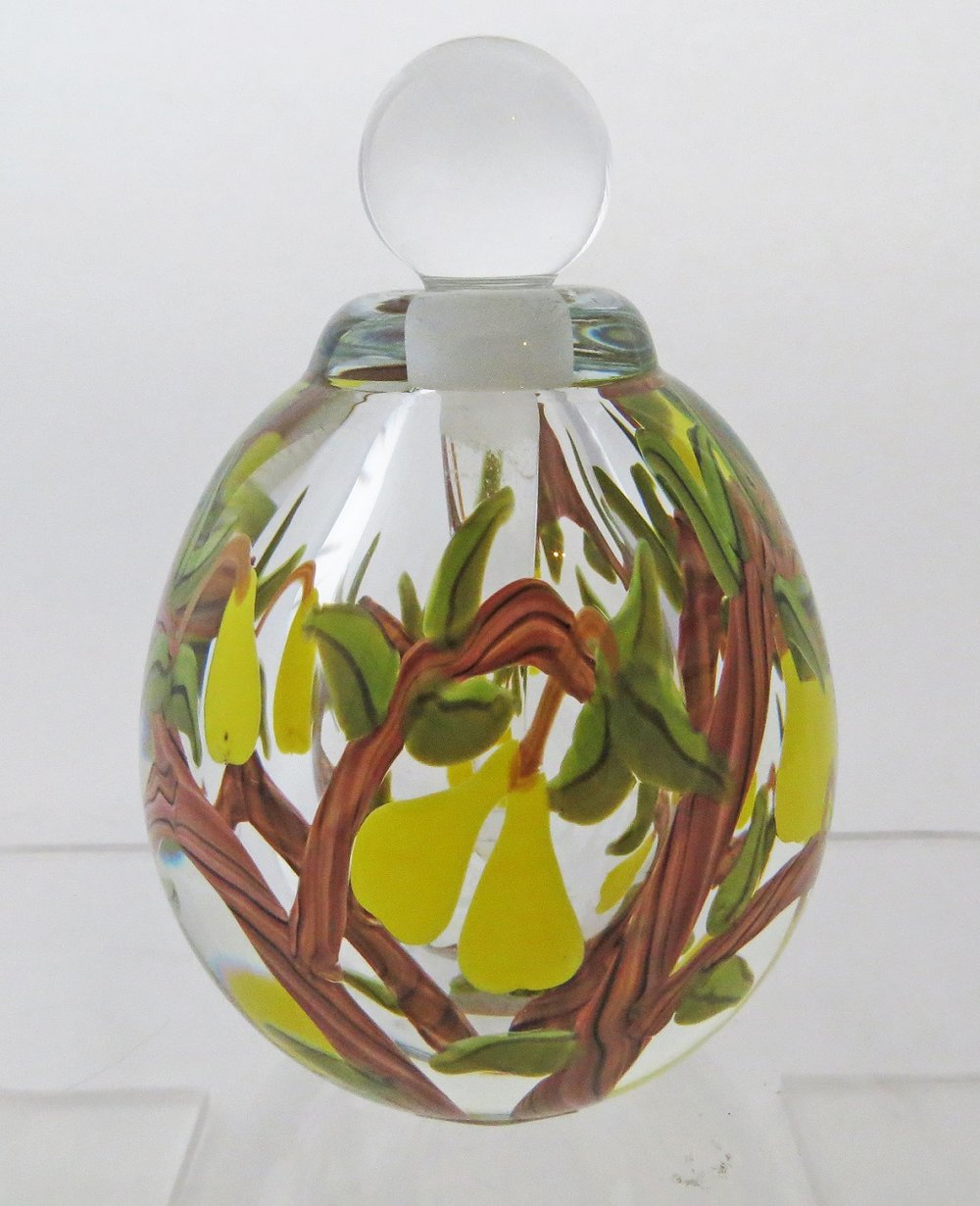 Pears Perfume Bottle