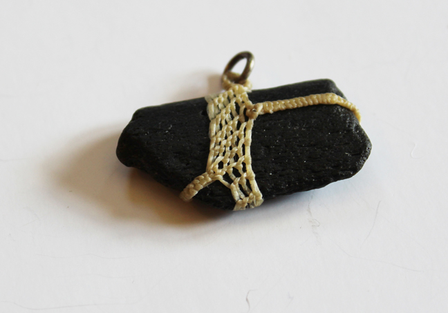 Knotted Pendant