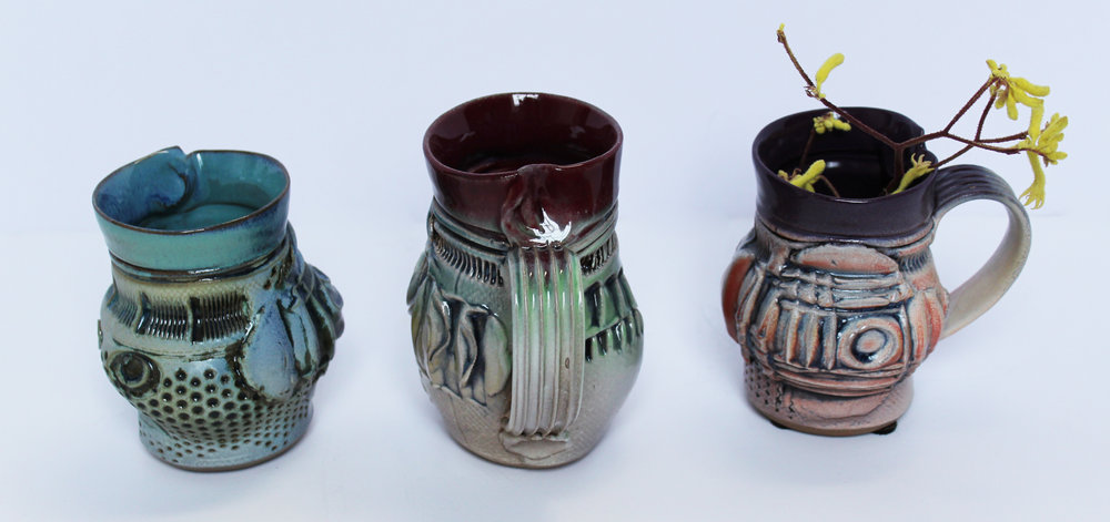 Textured Cups