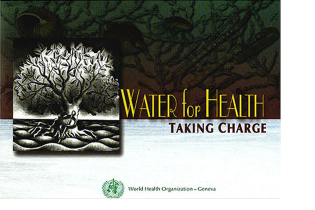 Water for Health - Taking Charge (Cover) The World Health Organization, 2000
