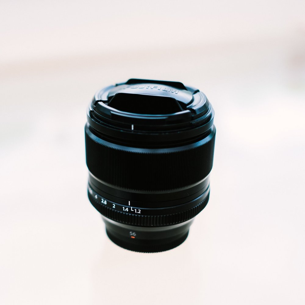 REVIew - Fuji 56mm 1.202/08/18