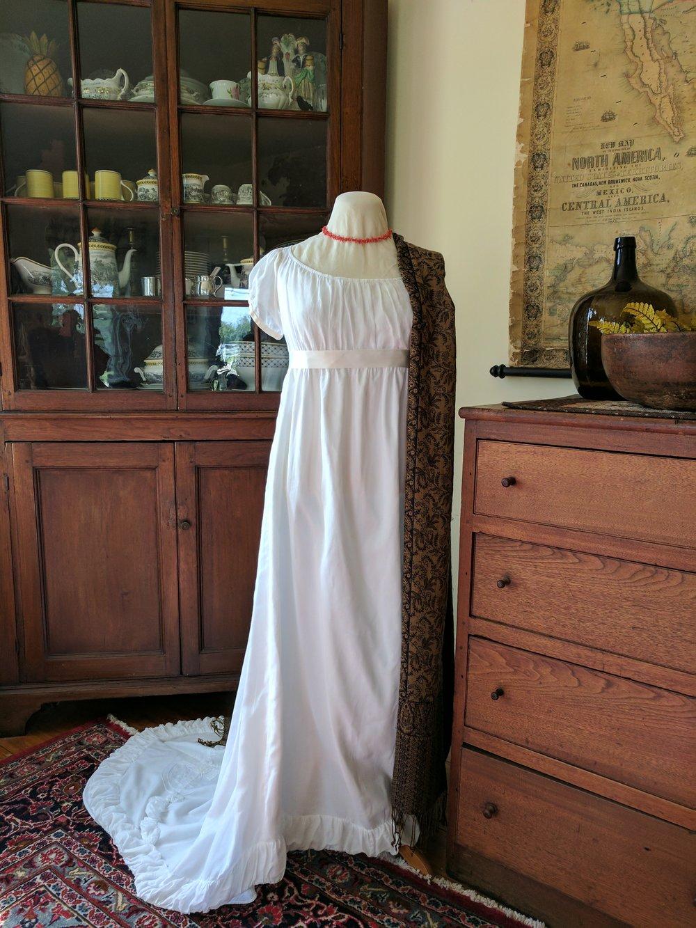 Regency Fashion -