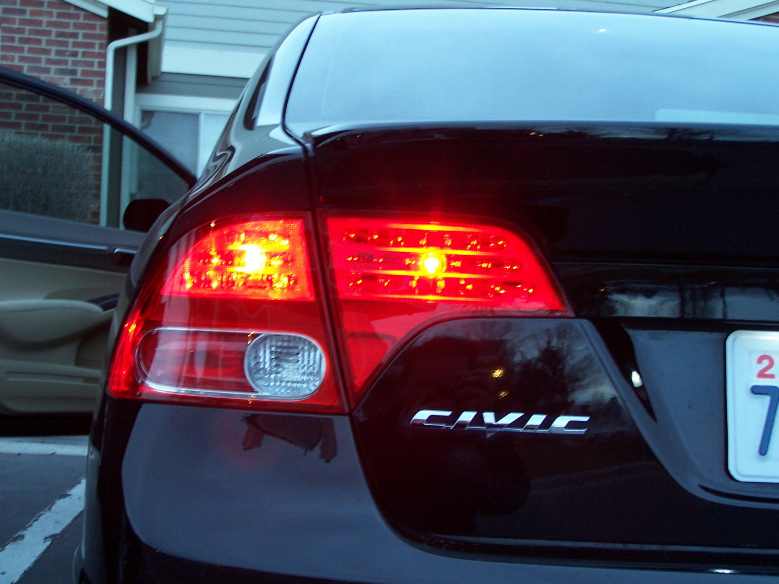 Tail light pic