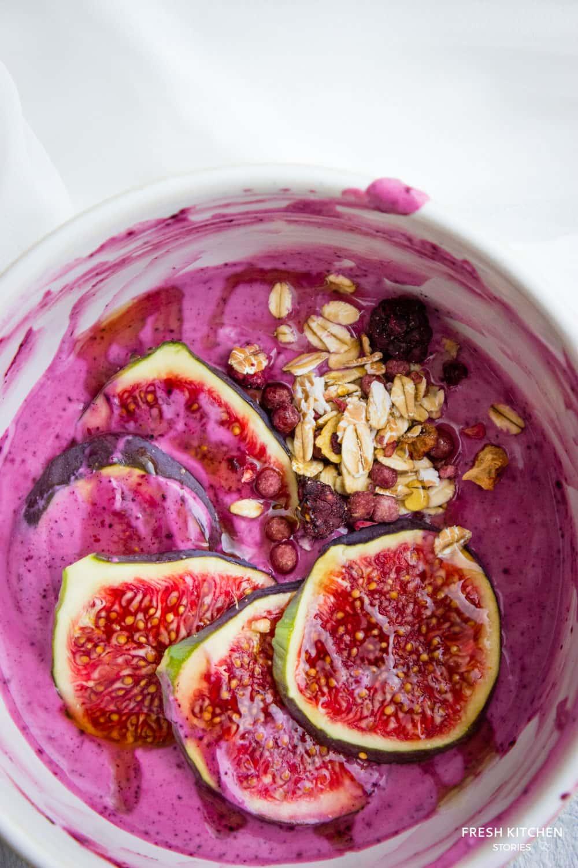 Pimped Out Greek Yogurt - 1 Person - 5 Minutes