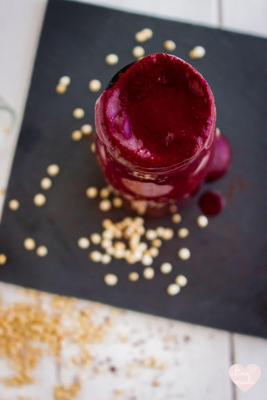 Beetroot Chocolate Smoothie - Rich in vitamins and taste!
