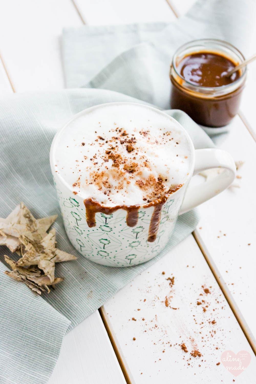 Nutella Cappuccino - Serves 1 - 5 Minutes