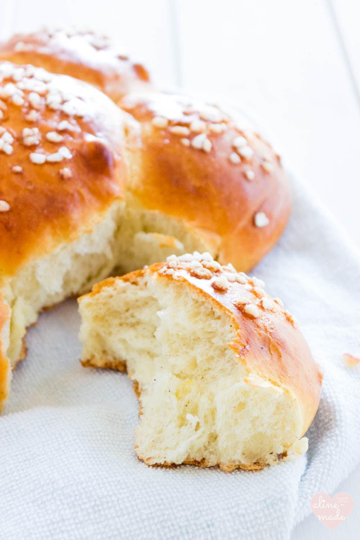 Swiss Three Kings Cake - Dreikönigskuchen