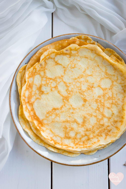 French Crepes - Basic Recipe