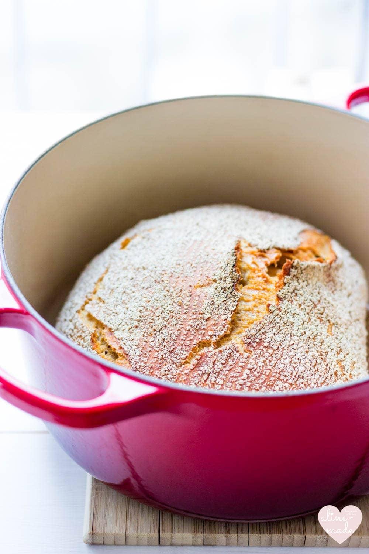 No-knead Bread - Advanced Recipe