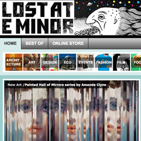 Lost at E Minor