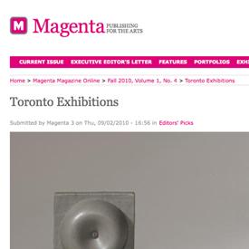 toronto-exhibition-amanda-clyne-magenta