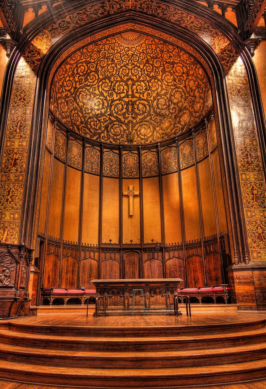Westminster Presbyterian; credit: Westminster Buffalo