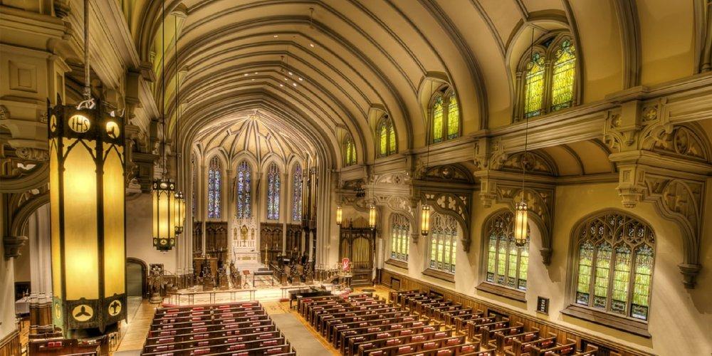 Holy Trinity Lutheran; credit: Parsons Organ