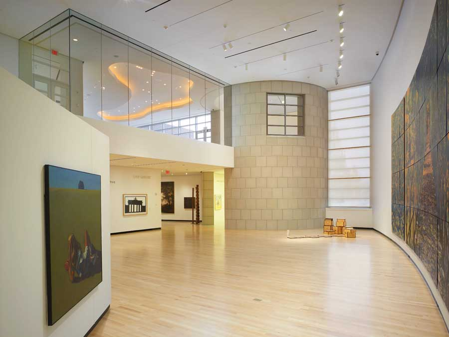 Burchfield Penney Gallery