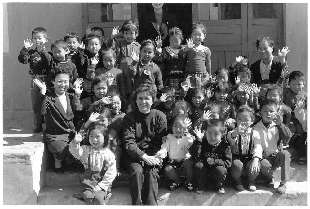 Children in North Korea (1997)