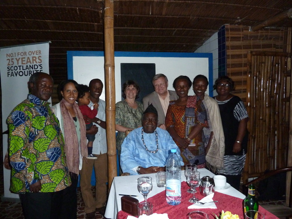 Our African family, the Kima's and the Ngongi's (2011)