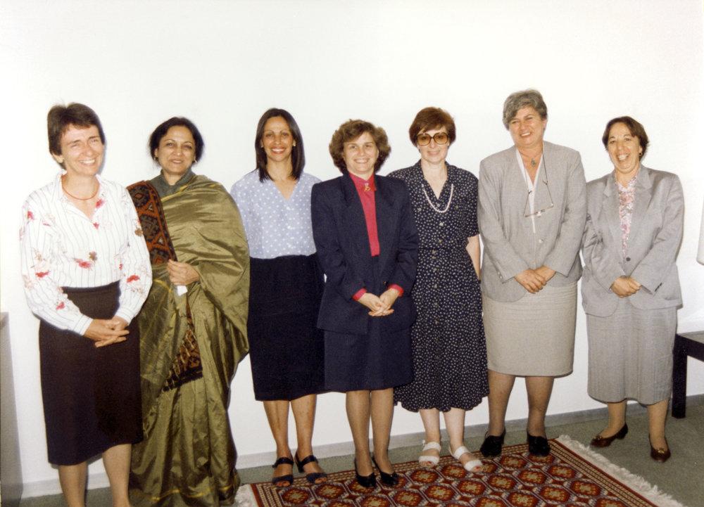 WFP Senior Women (1992)