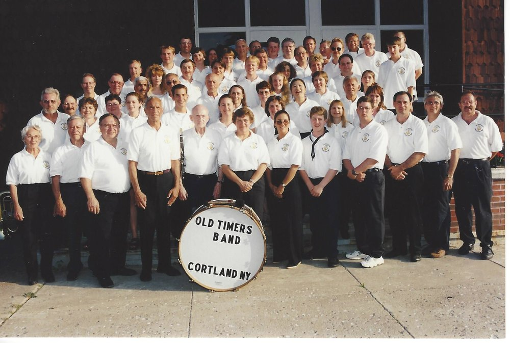 Cortland Old Timer's Band (1999)