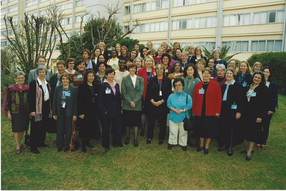 WFP Senior Women (2002)