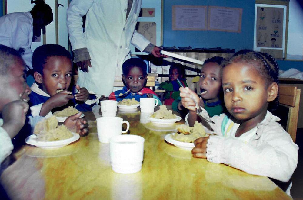 Addis Ababa, Ethiopia (1998)