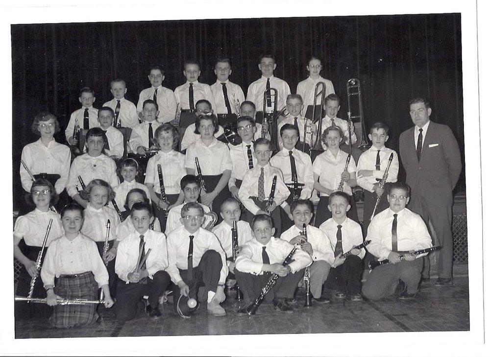 Grade School Band