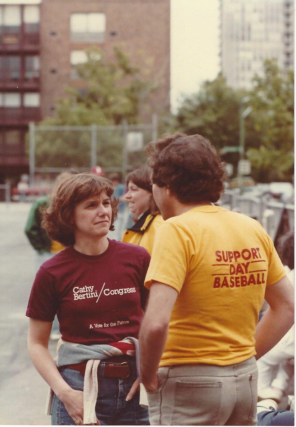Congressional Campaign (1982)