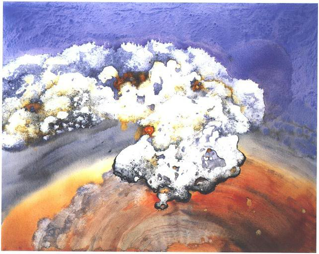 """""""Jupiter's Love"""", Planets of the Universe Series."""