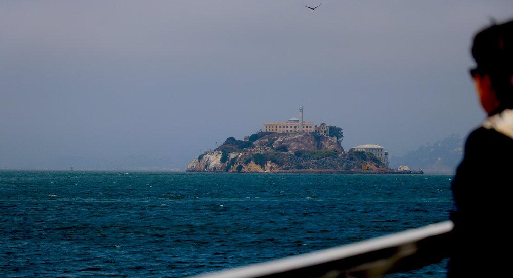 Alcatraz, San Francisco