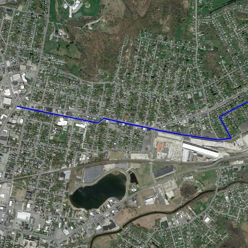 Connecting Pittsfield to the Ashuwillticook -