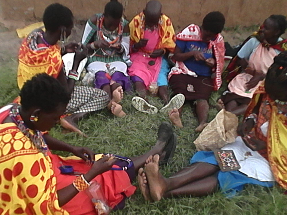 Maasai Women working .jpg