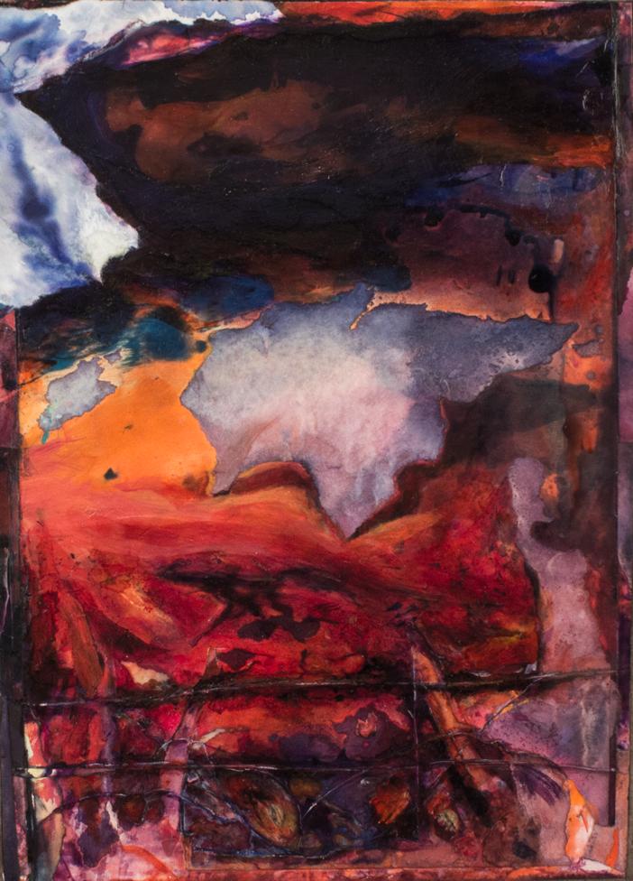'Sphinx & Angel' - Waller Tower of Babel series