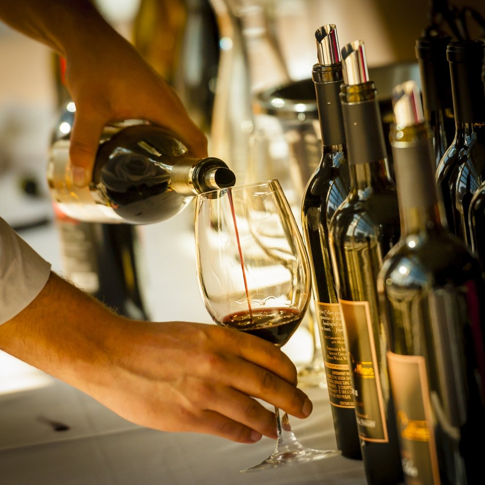 Auction of Washington Wines