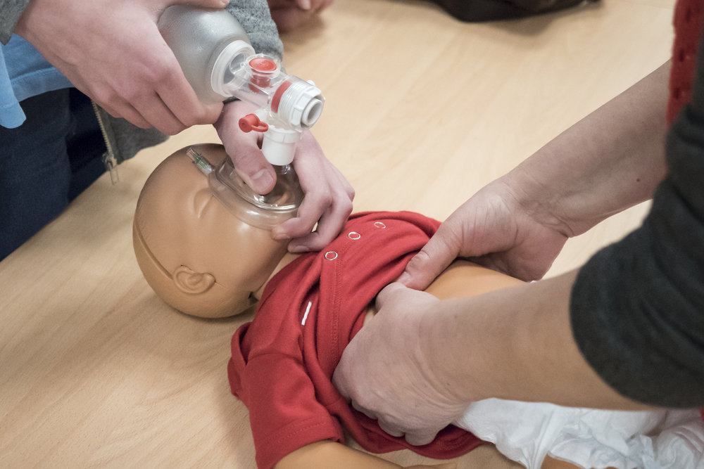 BLS Skills Session (Pt. 2)  - Part 1 is completed online at www.aha.online.org. Students will visit my office to complete Part 2. Investment: $30 per person