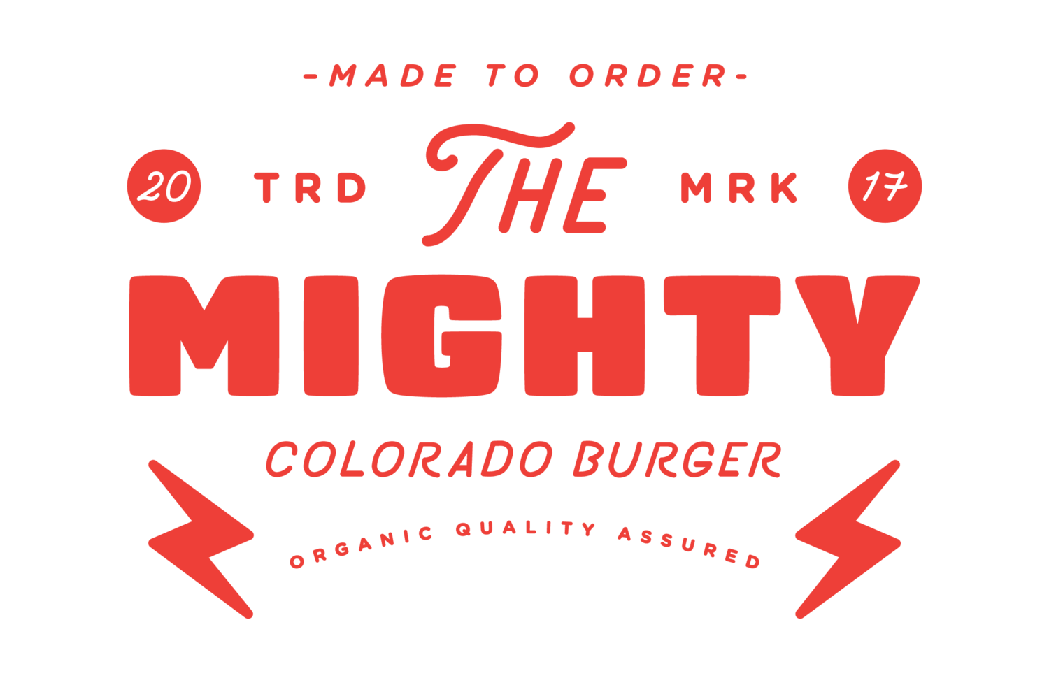 The Mighty Colorado Burger