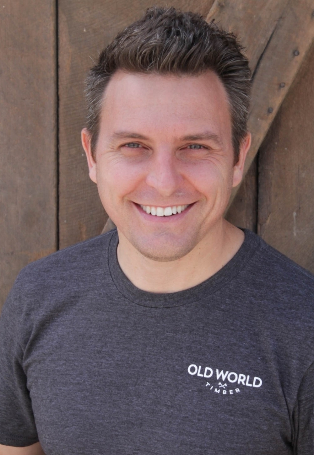 Nathan Brown - Founder & Chief Woodsmannathan@oldworldtimber.com