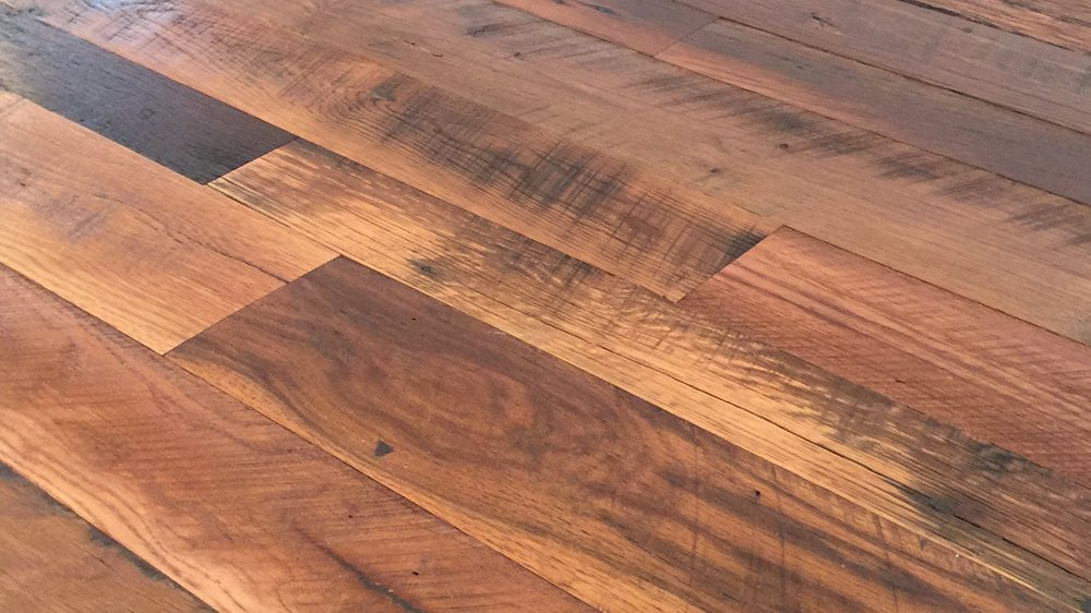 HEARTLAND BARNWOOD SKIP PLANED - CLICK TO VIEW FLOORING SPECIFICATIONS